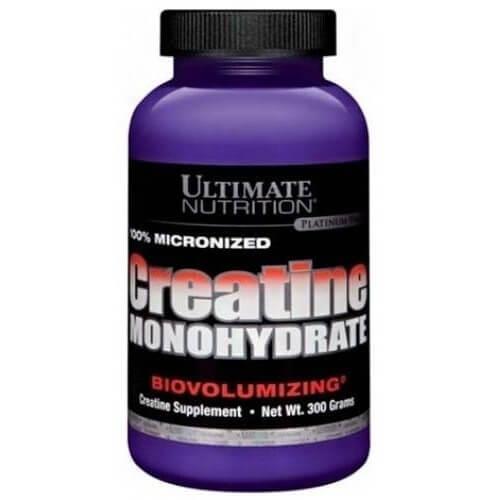 Ultimate Nutrition Creatine Monohydrate (300 гр)