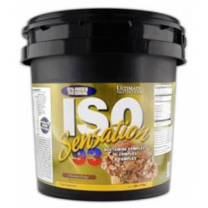Ultimate Nutrition ISO Sensation (2270 гр)