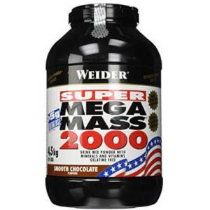 WeiderMega Mass 2000 (4500 гр)
