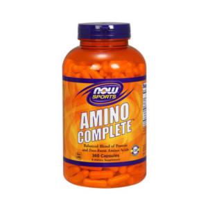 NOW Amino Complete (360 caps)