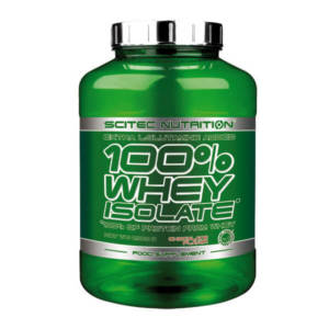 Scitec Nutrition 100% Whey Protein Isolate (2000 гр)