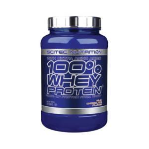 Scitec Nutrition 100% Whey Protein (920 гр)