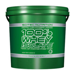 Scitec Nutrition 100% Whey Protein Isolate (4000 гр)