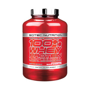 Scitec Nutrition 100% Whey Protein Professional (2300 гр)
