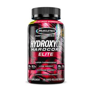 MuscleTech Hydroxycut Hardcore Elite (100 caps)