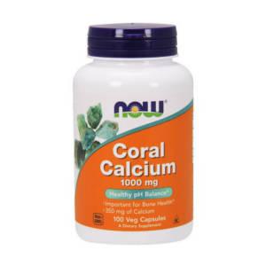 NOW Coral Calcium 1000 mg(100 caps)