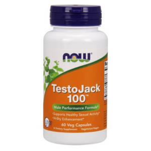 NOW Testo Jack 100 (60 caps)