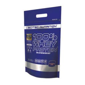 Scitec Nutrition 100% Whey Protein (1850 гр)
