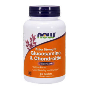 NOW Glucosamine & Chondroitin (60 таб)