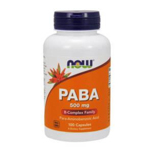 NOW PABA (100 caps)