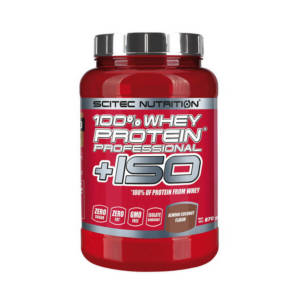 Scitec Nutrition 100% Whey Protein Professional +ISO (870гр)