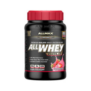 All Max Nutrition All Whey Gold (907 гр)