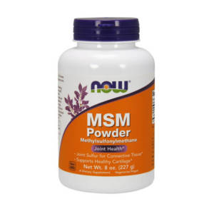 NOW MSM Powder (227 гр)