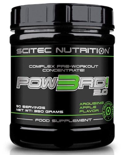 Scitec Nutrition Pow3rd! 2.0 (350 гр)