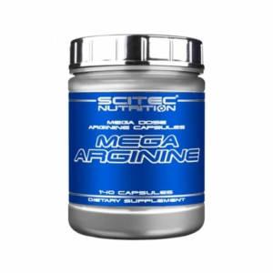 Scitec Nutrition Mega Arginine (140 caps)