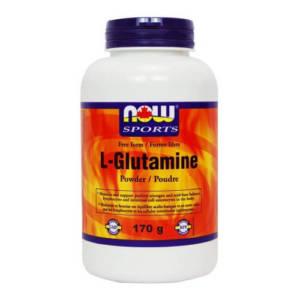 NOW L-Glutamine Powder (170 гр)