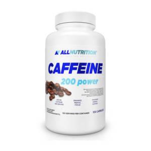 All Nutrition Caffeine 200 power (100 caps)