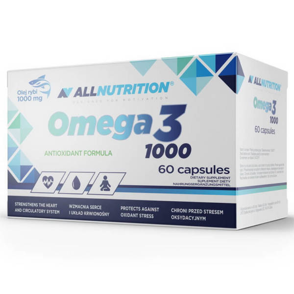 All Nutrition Omega 3 (60 caps)