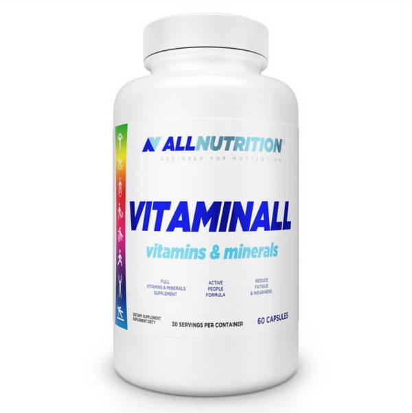 All Nutrition VitaminALL (60 caps)