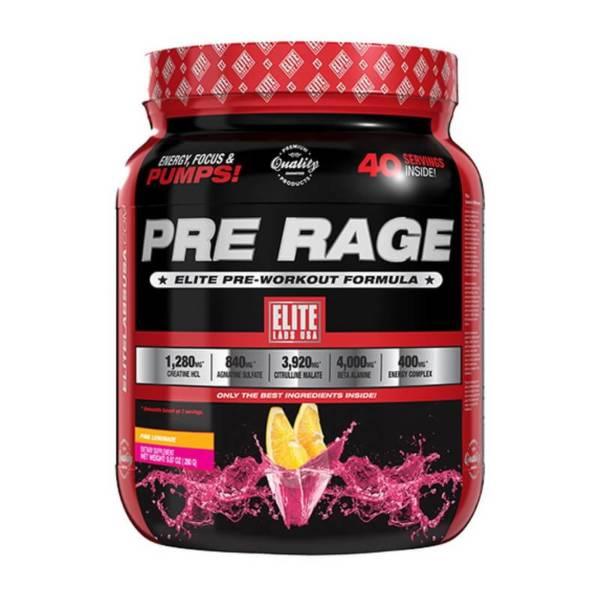 ELITE Labs Pre Rage (280 гр)