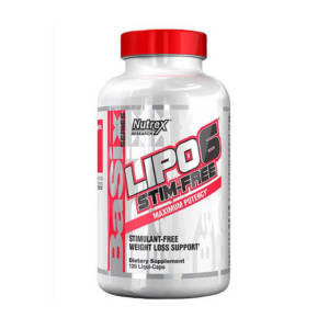 Nutrex Lipo 6 Stim-Free (120 liqui-caps)