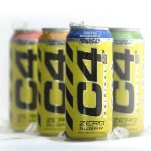 Cellucor C4 Energy Drink (473 ml)